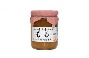 川中島白桃、桃ジャム